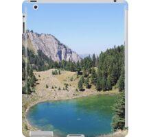 a vast Kosovo landscape iPad Case/Skin
