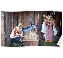 Christmas in Monaco Poster