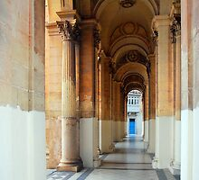 The Portico by Xandru