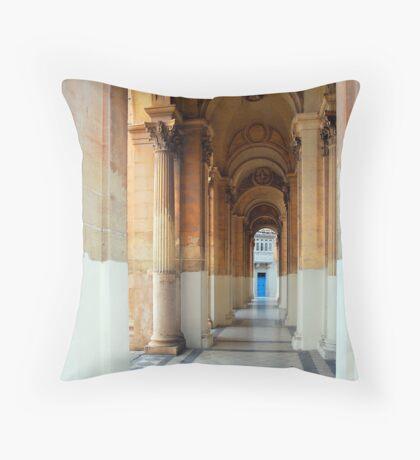The Portico Throw Pillow