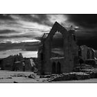 Historic Haughmond Abbey by dave2k11