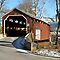 Zook's Mill Covered Bridge by Monte Morton