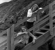 Castaways: Steps and Stares by Napier Thompson