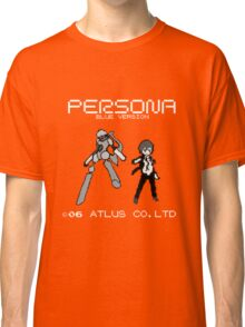 Persona Blue Version Classic T-Shirt