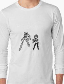 Persona Blue Version Long Sleeve T-Shirt