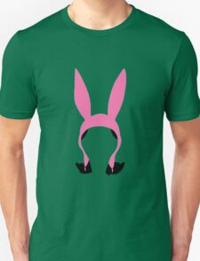 Louise Belcher: Silhouette Style  Unisex T-Shirt