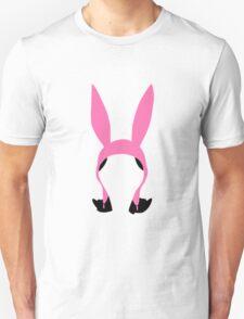 Louise Belcher: Silhouette Style  Unisex T-Shirt