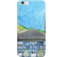 Oban Distillery iPhone Case/Skin