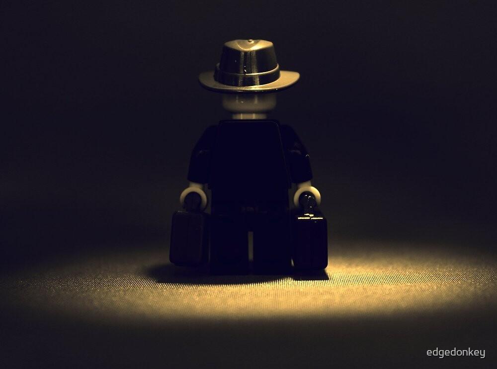 Death of a Salesman by edgedonkey