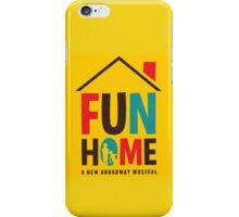 Fun home a new Broadway musical  iPhone Case/Skin