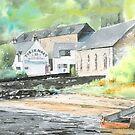 Tobermory Distillery  by Ross Macintyre