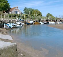 Blakeney Quay North Norfolk by johnny2sheds