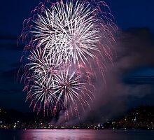 Fireworks by Mario Curcio