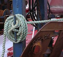 Rope 1 by Luc Bourgeois