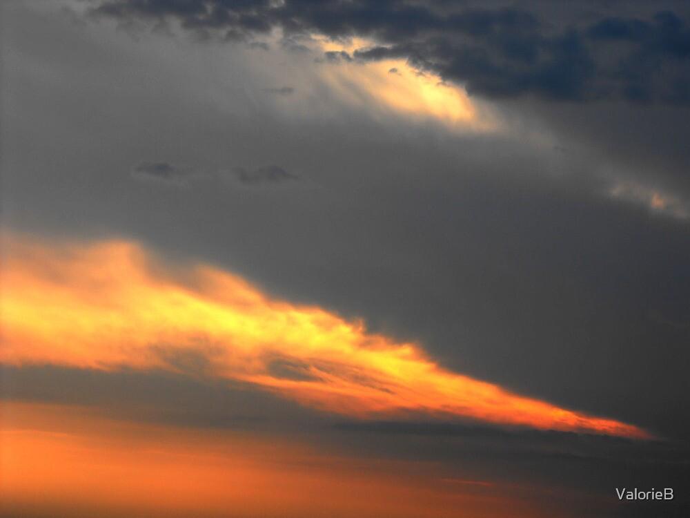 Sunset Streaks by ValorieB
