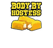 Body by hostess Photographic Print