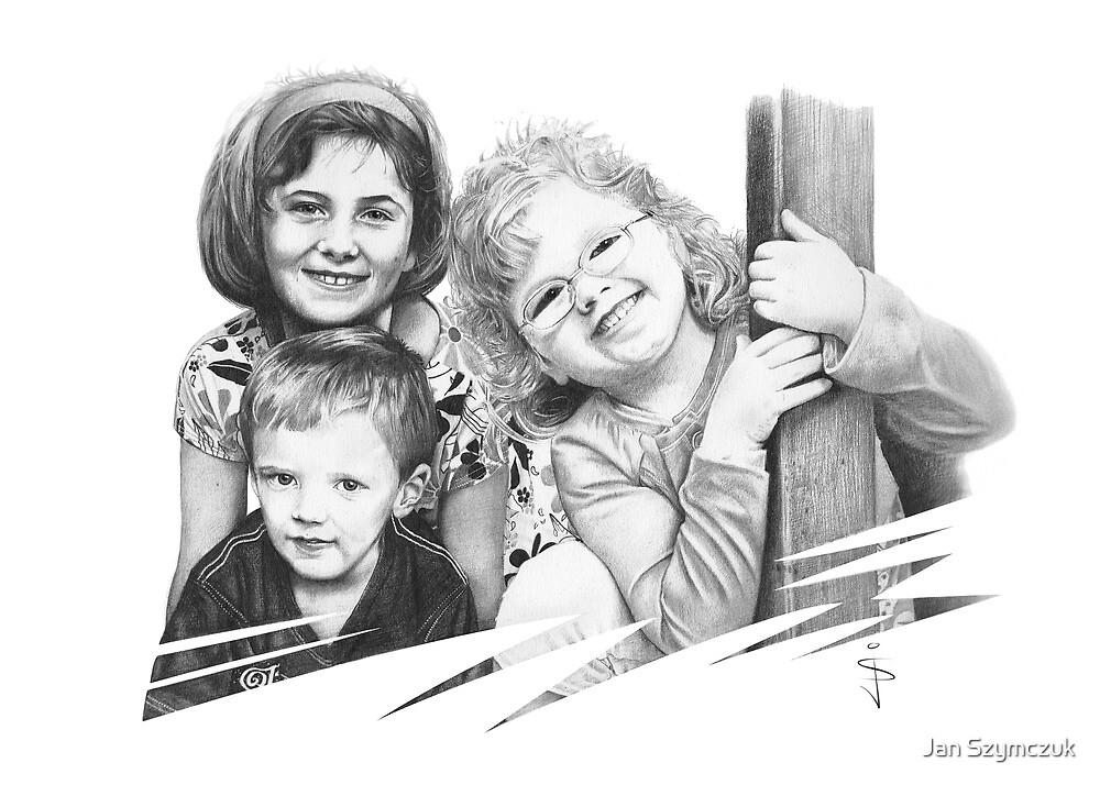 Kids by Jan Szymczuk