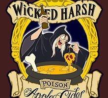 Wicked Harsh Poison Apple Cider  by Robiberg