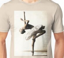 Reaching for perfect Grace Unisex T-Shirt