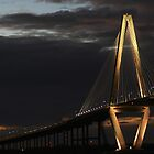 Ravenel Bridge - Charleston, SC by bendandpeel