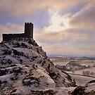 winter brentor by DaveButt