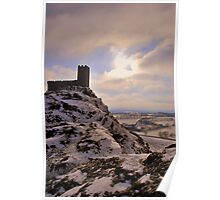winter brentor Poster