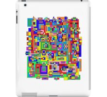 Colorful Udesign iPad Case/Skin