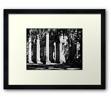 Midday - Sheldon Church Framed Print