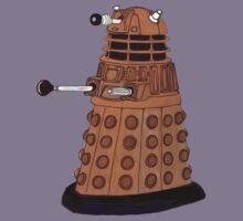 Bronze Dalek. Kids Clothes