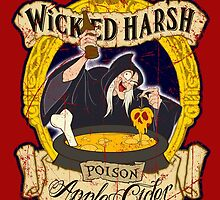 Wicked Harsh Cider with wear by Robiberg