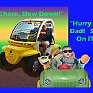 """""""Slow Down, Chase!"""" by Memaa"""