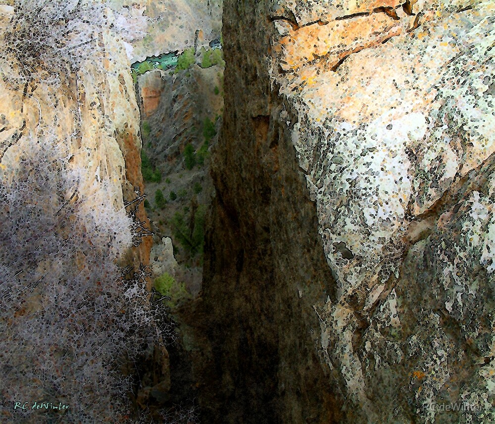 Long Way Down by RC deWinter
