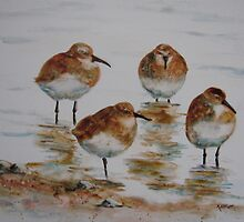 "4 Little ""Pipers"" by Marsha Elliott"