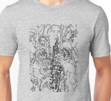 Balkan Ship 02 Unisex T-Shirt