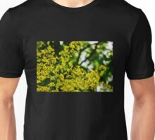 More Dreamy Yellow Flowers Unisex T-Shirt