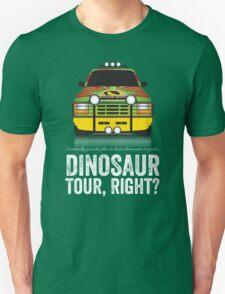 Jurassic Park - Jeep Print T-Shirt