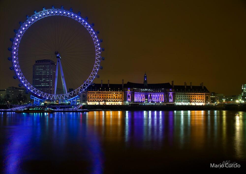 London City by Mario Curcio