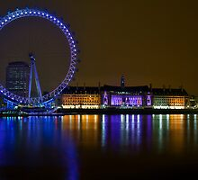 London City by Mario Curcio