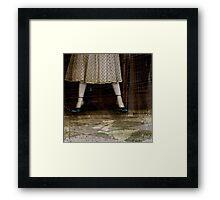 Dreams Of Alice Framed Print