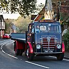 1949 Foden Flatbed Truck by Hertsman