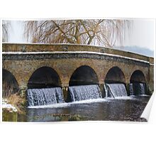 5 Arches Pano Poster
