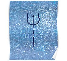 Team Percy Poster