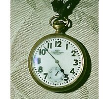 A Webb C. Ball Timepiece. Photographic Print