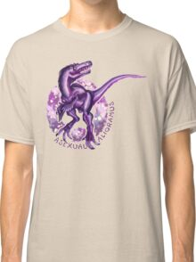 Asexual Alioramus (with text)  Classic T-Shirt