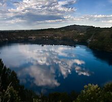 Blue Lake by Katherine Williams