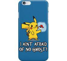 Pika-Ghost's Destiny iPhone Case/Skin