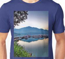 a desolate Taiwan landscape Unisex T-Shirt