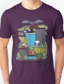 Behind the Eight Ball Unisex T-Shirt