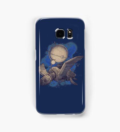 Globe Transporter Samsung Galaxy Case/Skin