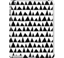 Playful triangles iPad Case/Skin